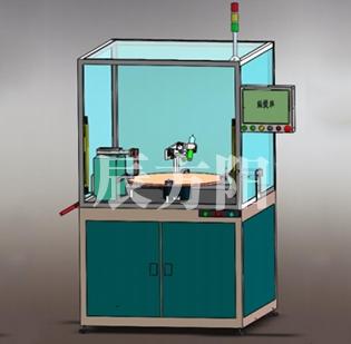 磁性部件装配平面度激光共焦检测