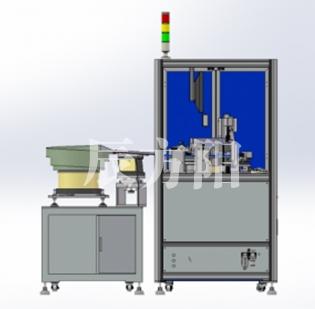 龙海电阻、电容、芯片等电子小零件产品外观全尺寸检测设备