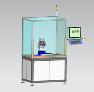 松原连杆总成零件尺寸检测设备