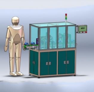 晋        江铝材圆筒偏心度检测设备