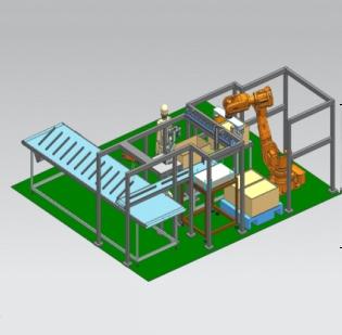 靖江自动化装箱设备